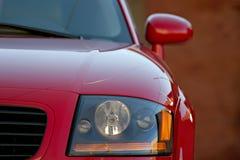 汽车体育运动 免版税图库摄影
