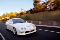 汽车体育运动 图库摄影