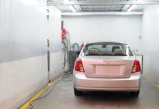 汽车修理店。 免版税库存图片