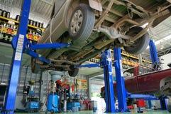 汽车修理服务 库存图片