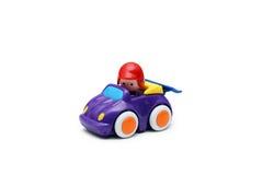 汽车儿童的玩具 免版税库存图片