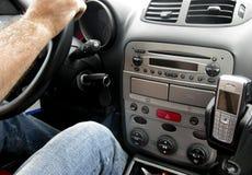 汽车内部 免版税库存图片