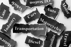 汽车制造业 免版税库存照片