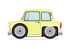 汽车动画片模式无缝的向量 库存照片