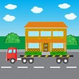 汽车卡车运输 库存图片