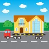 汽车卡车运输1 免版税库存照片