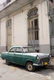 汽车古巴老哈瓦那 免版税库存照片