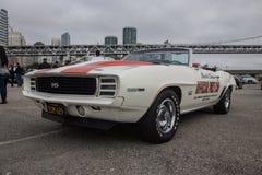 汽车和咖啡旧金山#2 免版税库存图片