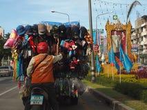 汽车商店,泰国 库存照片