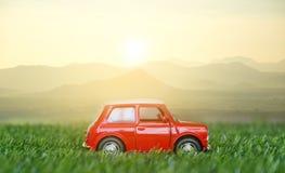 汽车在路旅行假日夏天是放松 免版税库存照片