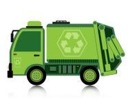 汽车垃圾。 免版税库存图片