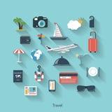 汽车城市概念都伯林映射小的旅行 库存照片
