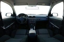 汽车控制板 免版税图库摄影