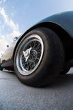 汽车收集器轮子 库存照片