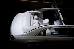 汽车敞篷车体育运动 免版税库存照片
