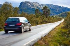 汽车旅行 免版税图库摄影