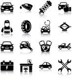 汽车机械师 免版税图库摄影