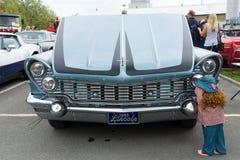 汽车林肯首放小轿车习惯Showcar 1960年 免版税图库摄影