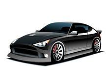 汽车概念向量 免版税图库摄影