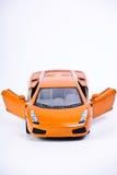 汽车模型体育运动 免版税图库摄影