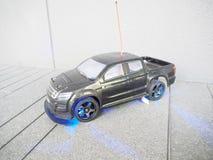 汽车模型 免版税库存照片