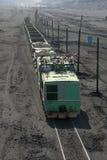 汽车牵引运输部队 库存照片