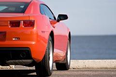 汽车现代体育运动 免版税图库摄影