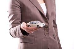 汽车现有量藏品设计 免版税库存图片