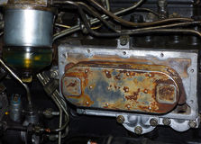 汽车的元素 库存照片