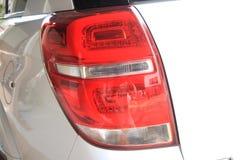 汽车的光 库存照片