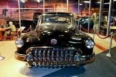 汽车的历史记录在史密松宁的,华盛顿特区。 免版税库存照片