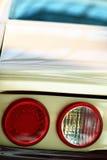 汽车的外部细节 响铃圣诞节设计要素 免版税图库摄影