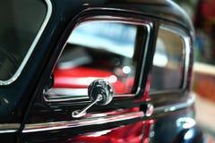 汽车的外部细节 响铃圣诞节设计要素 免版税库存照片