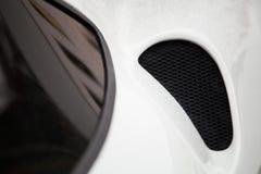 汽车的大零件 免版税库存图片