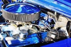 汽车的引擎 库存图片