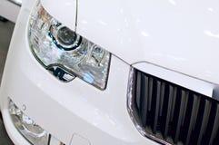 汽车的片段 免版税图库摄影