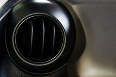 汽车空气透气 库存照片