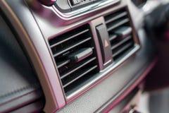 汽车空调器 库存照片