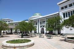 汽车站在Tetouan,摩洛哥 免版税图库摄影