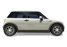 汽车紧凑小的体育运动 免版税库存照片