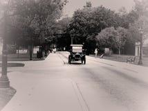 汽车经典之作 库存图片