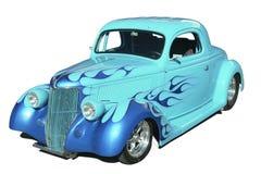 汽车经典旧车改装的高速马力汽车 图库摄影