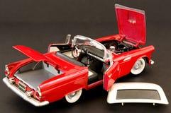 汽车经典肌肉红色时髦 免版税库存照片