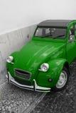 汽车绿色 图库摄影