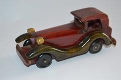 汽车老木 向量例证