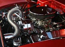 汽车自定义引擎 免版税库存图片