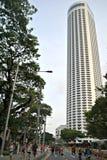汽车自由星期天,新加坡 免版税库存照片
