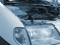 汽车设备 免版税库存照片