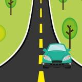 汽车设计 免版税库存图片