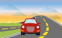 汽车设计 免版税图库摄影